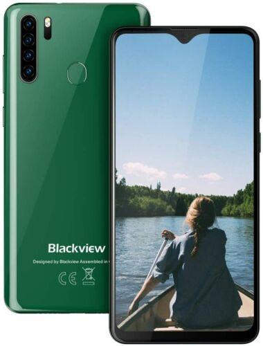 "Blackview A80 Pro Smartphone 4+64GB Ohne Vertrag 4680mAh 6.49"" Waterdrop Handy"