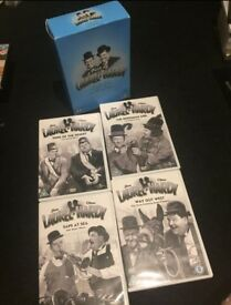 Laurel and hardy best of box set