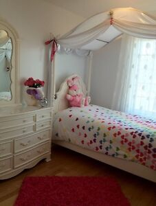 Queen Single bed