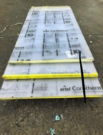 CLEAR POLYCARBONATE TRIWALL SHEETING VARIOUS SIZES