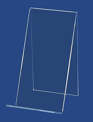 20 Stück kleine sudu® Schrägsteller aus 2 mm Acrylglas zum Niedrigpreis