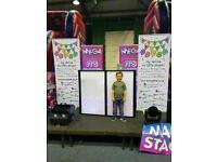 Krazy Kidz Disco Essex kids party, children's party, mobile disco, Magic, Magician, DJ, Entertainer