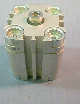 Festo Pneumatic Compact Cylinder Advu-32-15-p-a 156532 N408 P Max. 10 Bar