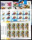 Briefmarken mit Sport- & Spiel-Motiven als Sammlung