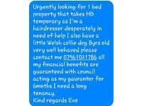 Property Urgently required