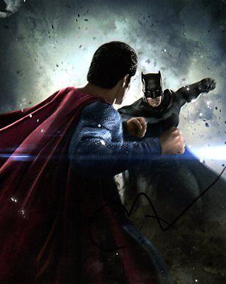Ben Affleck Batman Autographed Signed 8X10 Photo Coa  8