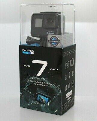 GoPro HERO7 Black Waterproof Digital Action Camera Touch Screen 4K HD CHDHX-701