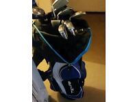 Women's set golf clubs