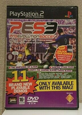 Demo Disc 41 Christmas 2003 Official UK Playstation 2 Magazine - Sony PS2 ()