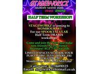 Stageworkz drama workshop