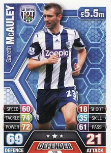 Match-Attax-13-14-West-Bromwich-Albion-West-Ham-Cards-Pick-Your-Own-From-List