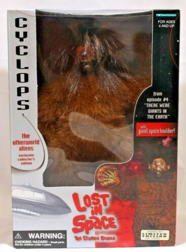 Lost In Space The Classic Series Cyclops 12