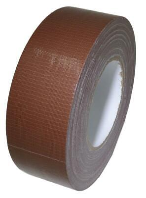 T.r.u. Industrial Duct Tape. Waterproof- Uv Resistant Dark Brown 2 In X 60 Yd.