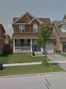 Detached house, prime location, available early July, $1900