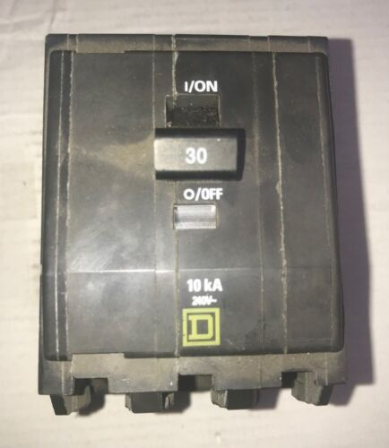 Schneider Electric QOB330 Miniature Circuit Breakers