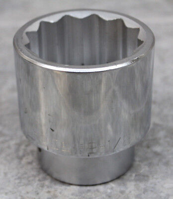 Wright 1 Drive 2-18 Impact Socket 8168 Made In Usa