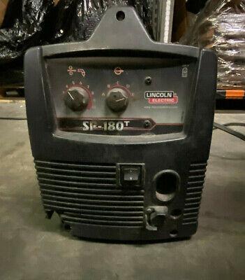 Lincoln Electric Sp-180t Mig Welder As-is Read Description