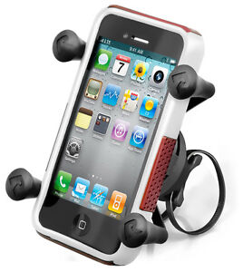 RAM MOUNT X GRIP Universal phone holder for Motorcycle Bicycle