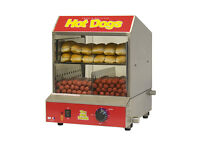 Hot Dog Machine Hire in South Yorkshire - Hotdogs, Popcorn, Candy Floss
