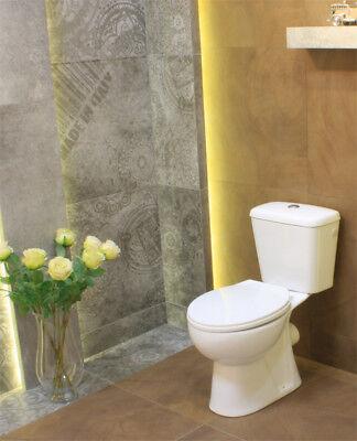 LAVITA KERAMIK STAND-WC-TOILETTE 484099 TIEFSPÜLER BODENSTEHEND GRATISVERSAND  (Toiletten)
