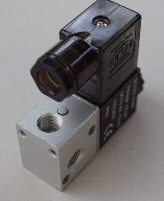 """B Giersch Heizung Ventil Magnetventil Öl Rapa 1//8/"""" BV 01 L2 2//2 Wege Brenner z"""
