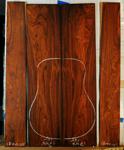 exhibition figure cocobolo back side guitar luthier tonewood back and sides
