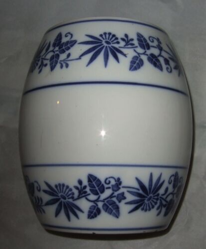 Blue and White Kitchen Canister Germany