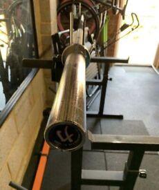 5ft strength shop Olympic bar
