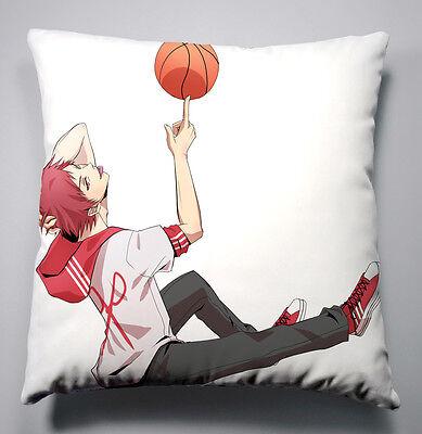 Neu Kuroko no Basuke Kuroko's Basketball Kissen Sofakissen Pillow 40x40CM B1 (Kuroko Kissen)