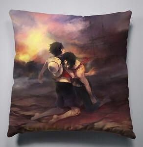 Neu One Piece Anime Manga Kissen Sitzkissen pillow 40x40CM COOL 015