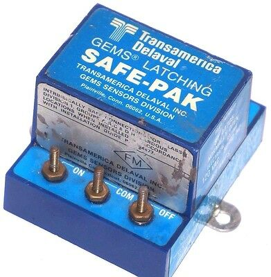 Used Gems Sensors Safe-pak St-41705