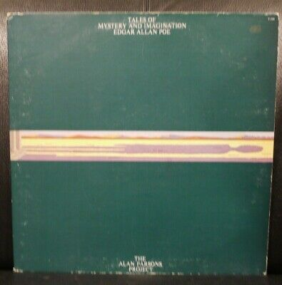 The Alan Parsons Project  Tales Of Mystery And Imagination 20th C Vinyl LP