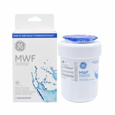 GENUINE GE MWF 46-9991 Electric MWF Replacement Refrigerator Water Filter 1 PACK