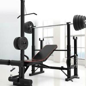 Fitplus Heavy Duty Multifunction All-in-One Adjustable Weight Bench