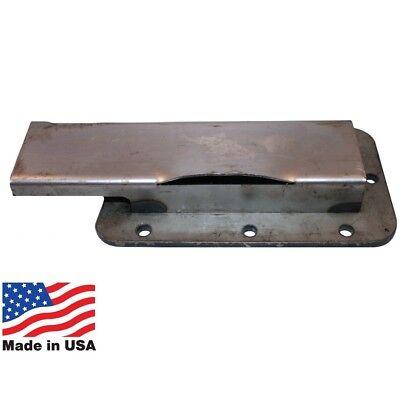 Ih Farmall International 272801r11 Rear Water Plate Md Smd Smtad 400d 450d