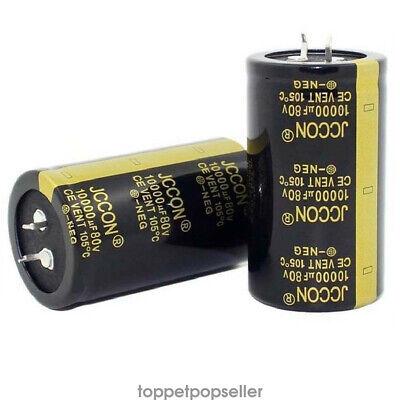 25v-450v Radial Aluminium Electrolytic Capacitors Range Of 220uf-47000uf 105c