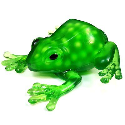Squeezy Frog Squidgy Slime Filled Sensory Toy Gift - Fidget Stress Autism ADHD