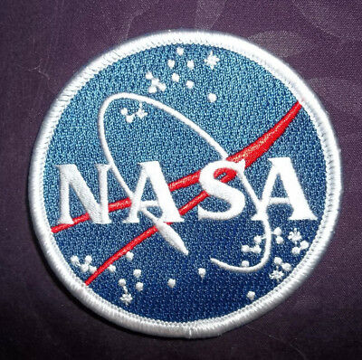 NASA PATCH NASA LOGO COSTUME ROUND  SOLAR SYSTEM SPACE PROGRAM ASTRONAUT](Astronauts Costumes)