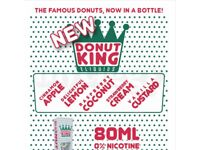 Donut King (e) juice