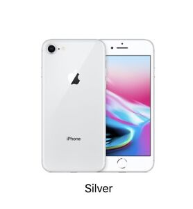 iPhone 8 64GB, Silver, Brand New, Unlocked, Never Opened