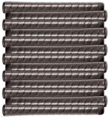 (13) Winn Excel Oversize +1/8th Golf Grips SOFT BLACK Jumbo 7715W Best