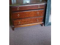 Stag Minstral chest of drawers