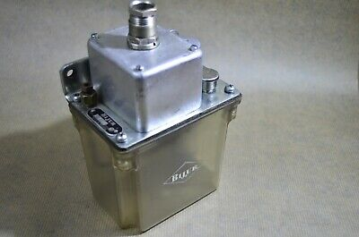 Bijur C-2798 Ser. Pg Automatic Piston Lubricator