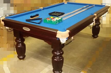 7ft & 8ft billiard table warehouse direct sale HUGE SAVINGS$$$ Bowden Charles Sturt Area Preview