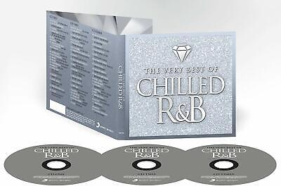 THE VERY BEST OF CHILLED R&B (2015) 57-track 3-CD NEW/SEALED Beyonce R (The Best Of Beyonce Cd)