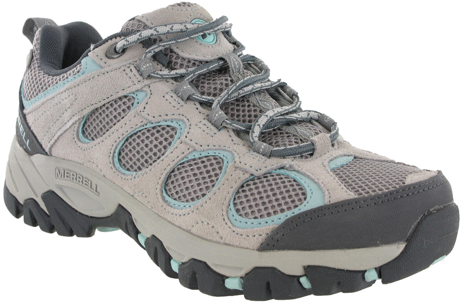 Details about Merrell Hilltop Ventilator Ice Womens Hiking Casual Mesh Sneakers show original title