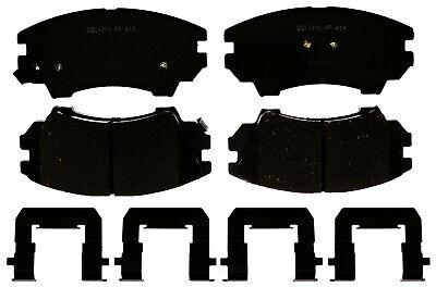 Disc Brake Pad Set-Ceramic Front ACDelco Pro Brakes 17D699CH