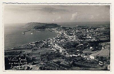 Portugal FAJA AZORES Azoren * Foto-AK um 1930 Photo PC * Stamps !