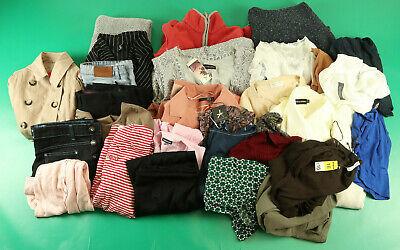 WOMEN Ladies Clothes Bundle 8 kilos 30 Items Wholesale Joblot Variuos Size