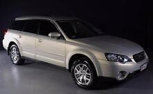 2005 Subaru Outback Manual 2.5R Wagon EXCEPTIONAL Cond. 1 owner! Capalaba West Brisbane South East Preview